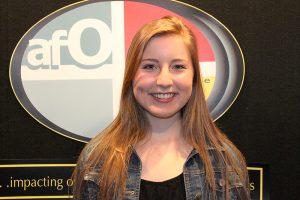 Claire Piper, Directorial Apprentice